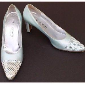 Women's High Heel Shoes / Pumps St. John 8 1/2